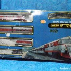 Treni in Scala: IBERTREN EQUIPO COMPLETO HO 2007, EN CAJA. Lote 236717905