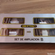Trenes Escala: IBERTREN SET DE AMPLIACIÓN B ESCALA H0 REF. 2052. Lote 262109325