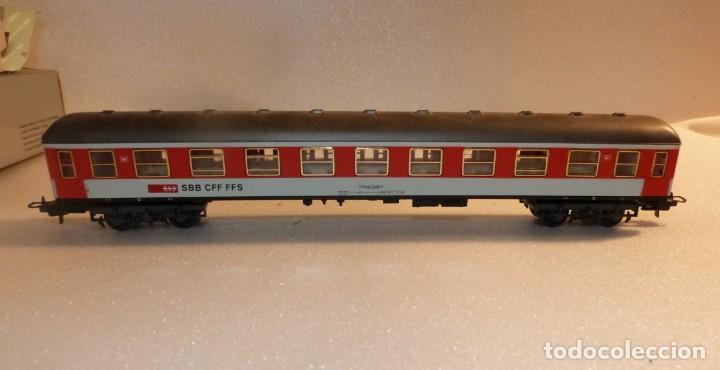 Trenes Escala: VAGON VIAJEROS BAR SBB IBERTREN H0 - Foto 2 - 241285580