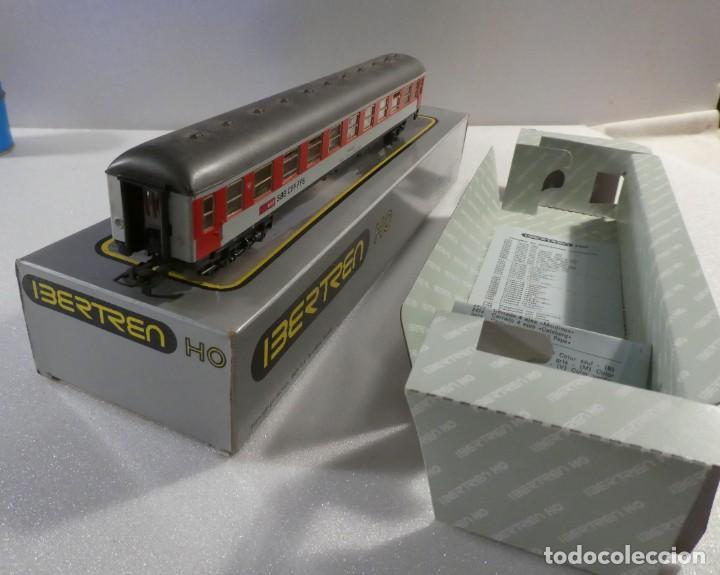 Trenes Escala: VAGON VIAJEROS BAR SBB IBERTREN H0 - Foto 3 - 241285580
