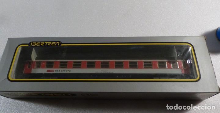 Trenes Escala: VAGON VIAJEROS BAR SBB IBERTREN H0 - Foto 5 - 241285580