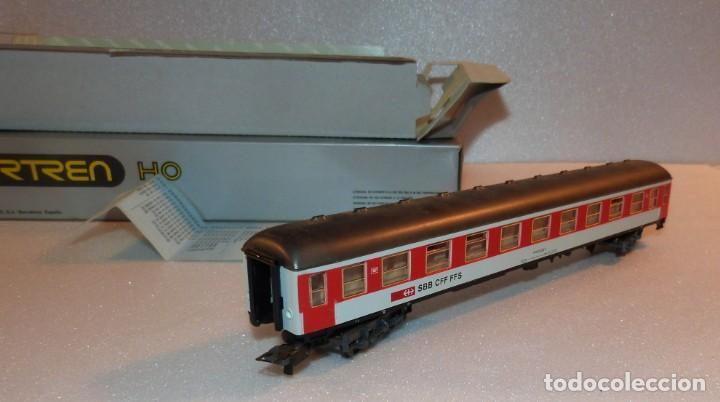 Trenes Escala: VAGON VIAJEROS BAR SBB IBERTREN H0 - Foto 9 - 241285580