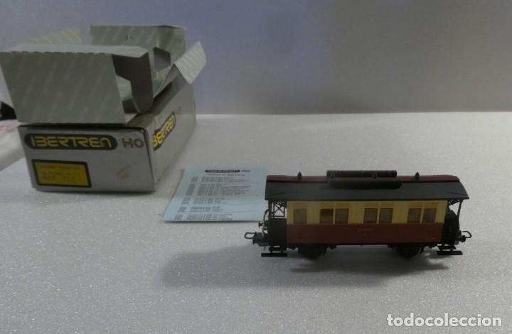 Trenes Escala: VAGON VIAJEROS 1ª CLASE MZA REF. 2232 - Foto 7 - 241948870