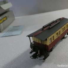 Trenes Escala: VAGON VIAJEROS 1ª CLASE MZA REF. 2232. Lote 241948870