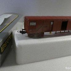 Trenes Escala: VAGON MERCANCIAS CERRADO REF. 2470. Lote 241953555