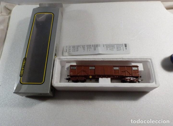 Trenes Escala: VAGON MERCANCIAS CERRADO REF. 2470 - Foto 6 - 241953555