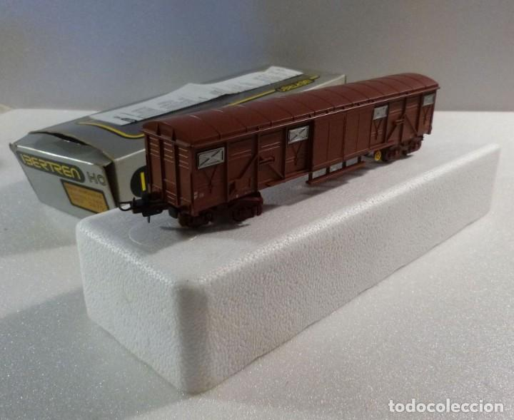 Trenes Escala: VAGON MERCANCIAS CERRADO REF. 2470 - Foto 10 - 241953555