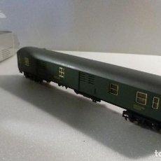 Trenes Escala: COCHE VIAJEROS, FURGON VERDE REF. 2207. Lote 241963580