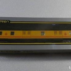 Trenes Escala: VAGON FURGON CORREOS IBERTREN H0 REF. 2209. Lote 241994370