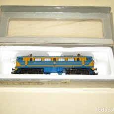 Trenes Escala: ANTIGUA LOCOMOTORA ELÉCTRICA MITSUBISHI S/269, DE RENFE NUEVA IMAGEN ESC *H0* DE IBERTREN. Lote 243142550
