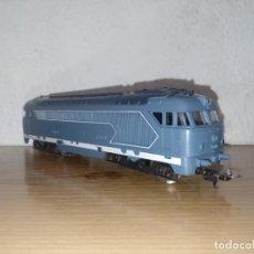 Trenes Escala: TREN LOCOMOTORA LIMA ESCALA H0 ITALIY. Lote 243219710