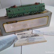 Trenes Escala: LOCOMOTORA IBERTREN HO.ELECTRICA ALSTHOM REF.2110.DIGITAL.. Lote 243258660
