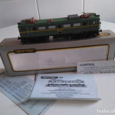 Trenes Escala: LOCOMOTORA IBERTREN HO.ELECTRICA MITSUBISHI REF.2109.DIGITAL.. Lote 243267990