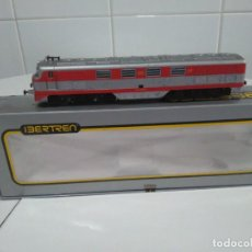 Trenes Escala: LOCOMOTORA IBERTREN HO.DIESEL 2000 TALGO.DIGITAL.. Lote 243368490