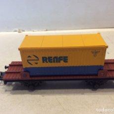 Trenes Escala: VAGÓN IBERTREN ESCALA HO RENFE. Lote 244675630