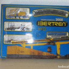 Trenes Escala: IBERTREN HO MODELO 2000 EQUIPO COMPLETO. Lote 261545940