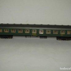 Trenes Escala: ANTIGUO COCHE DE VIAJEROS 2ª CLASE SERIE 5000 RENFE ESC. *H0* DE IBERTREN MADE IN SPAIN 1980S. Lote 265323094
