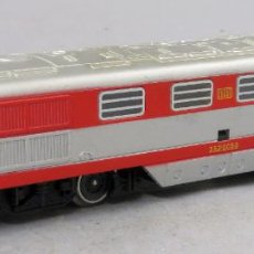 Comboios Escala: LOCOMOTORA DIESEL TALGO VIRGEN DEL CARMEN IBERTREN H0 FUNCIONA CON LUZ. Lote 268408989