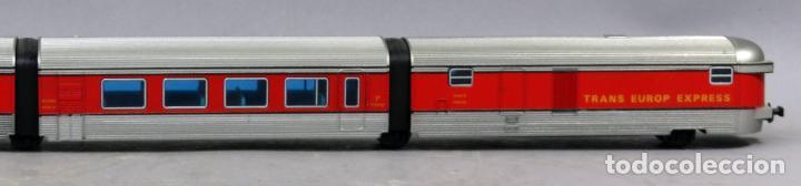 Trenes Escala: Tren Talgo Ibertren H0 Trans Europe Express conjunto 4 No funciona - Foto 4 - 268718759