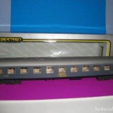 Comboios Escala: VAGÓN LITERAS AZUL IBERTREN ESCALA H0. Lote 272474873