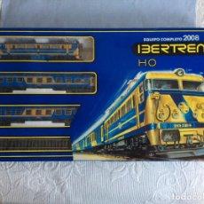 Comboios Escala: IBERTREN EQUIPO COMPLETO 2008 H0. Lote 275023193