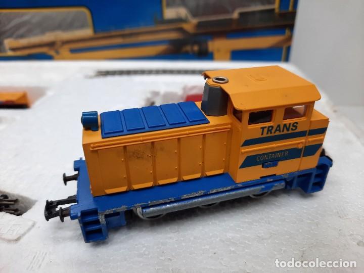 Trenes Escala: IBERTREN HO EQUIPO COMPLETO 2000 RENFE , FUNCIONANDO!! TIPO PAYA - Foto 4 - 275187863