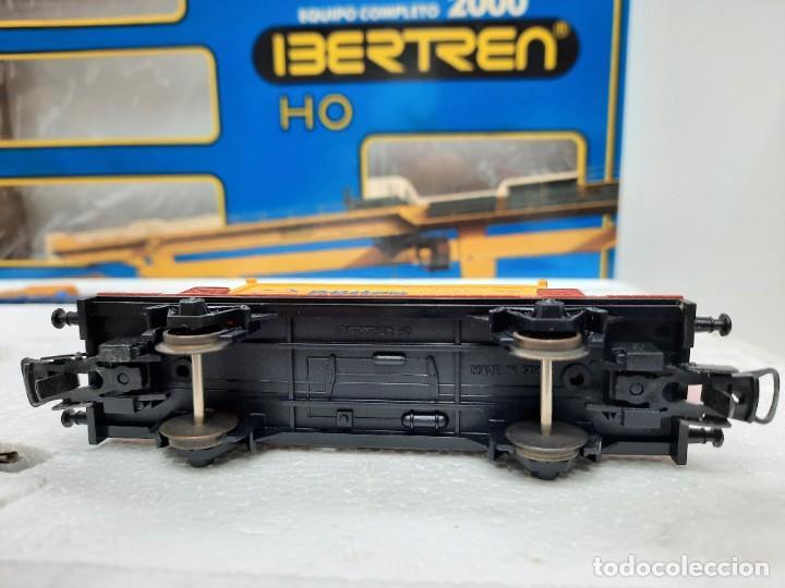 Trenes Escala: IBERTREN HO EQUIPO COMPLETO 2000 RENFE , FUNCIONANDO!! TIPO PAYA - Foto 7 - 275187863