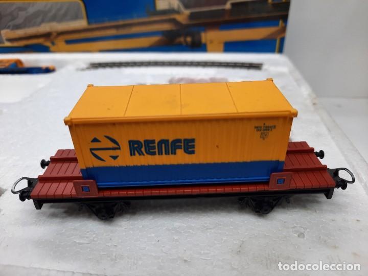 Trenes Escala: IBERTREN HO EQUIPO COMPLETO 2000 RENFE , FUNCIONANDO!! TIPO PAYA - Foto 8 - 275187863
