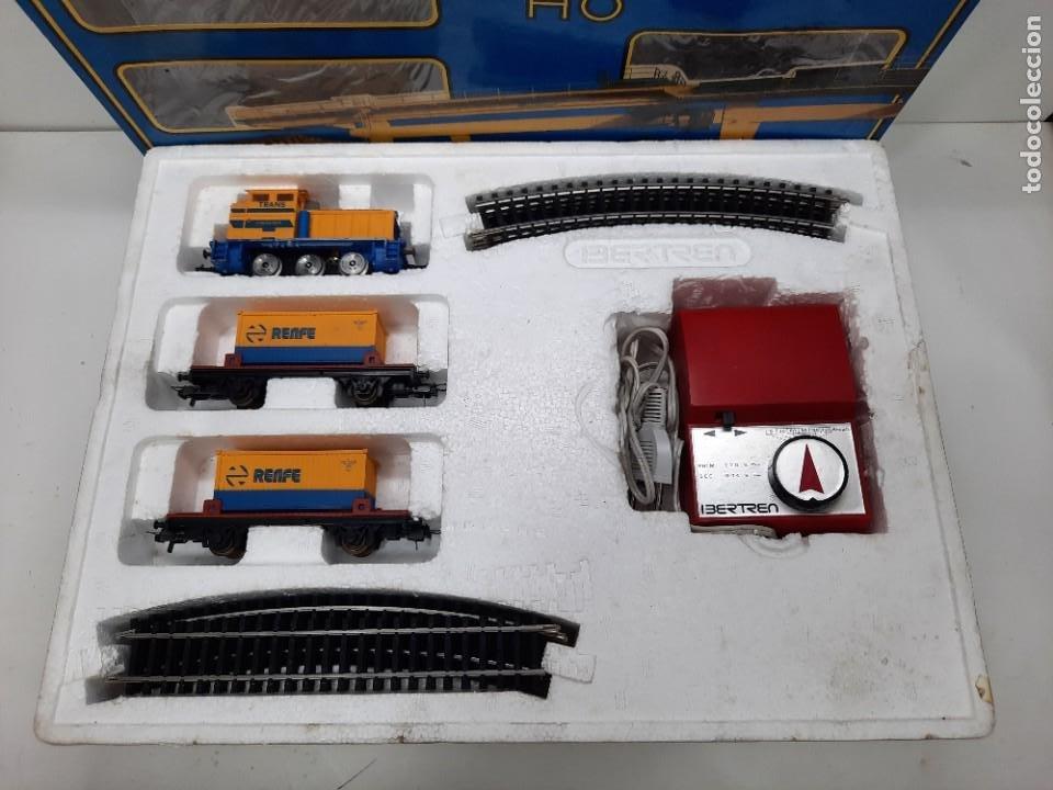 Trenes Escala: IBERTREN HO EQUIPO COMPLETO 2000 RENFE , FUNCIONANDO!! TIPO PAYA - Foto 15 - 275187863