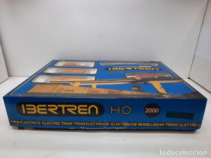 Trenes Escala: IBERTREN HO EQUIPO COMPLETO 2000 RENFE , FUNCIONANDO!! TIPO PAYA - Foto 20 - 275187863