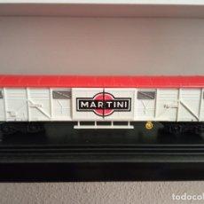 Trenes Escala: 8 VAGONES CERRADOS 4 EJES IBERTREN ESCALA H0. Lote 276446278