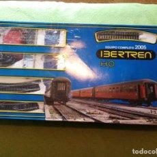 Trenes Escala: CAJA DE IBERTREN 2005 E.HO COMPLETA. Lote 276923113