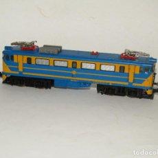 Trenes Escala: ANTIGUA LOCOMOTORA ELÉCTRICA MITSUBISHI S/269 DE RENFE NUEVA IMAGEN MAZINGER ESC. *H0* DE IBERTREN. Lote 278404223