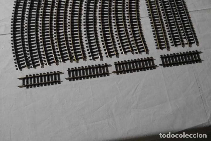 Trenes Escala: Conjunto de vías de Ibertren HO - Foto 6 - 284470568