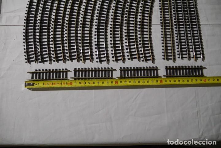 Trenes Escala: Conjunto de vías de Ibertren HO - Foto 8 - 284470568