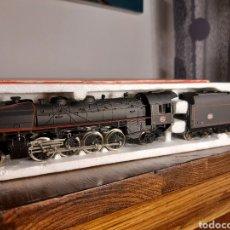 Trenes Escala: JOUEF - IBERTREN. LOCOMOTORA DE VAPOR 141.ESCALA H0. SIN USO, NUEVA.. Lote 284801568