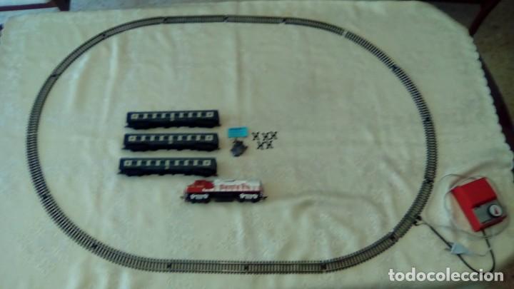 Trenes Escala: circuito para tren E.HO CON TREN DE MANIOBRAS INCLUIDO - Foto 3 - 287122368