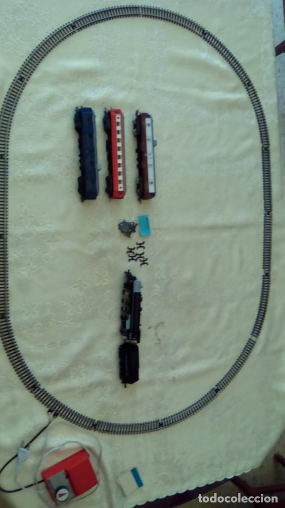 Trenes Escala: circuito para tren E.HO CON TREN DE MANIOBRAS INCLUIDO - Foto 4 - 287122368
