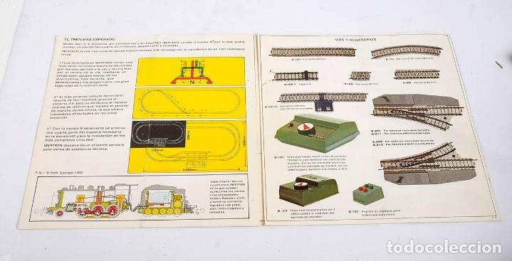Trenes Escala: Catálogo de IBERTREN, 1973 - Foto 2 - 287627883