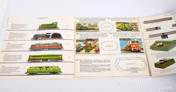 Trenes Escala: Catálogo de IBERTREN, 1973 - Foto 3 - 287627883