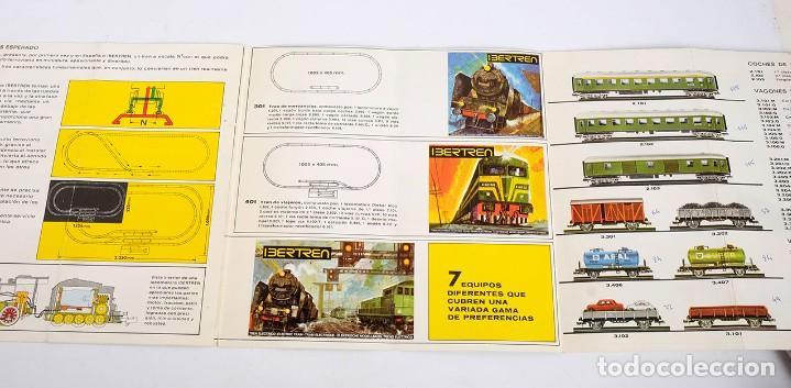 Trenes Escala: Catálogo de IBERTREN, 1973 - Foto 4 - 287627883