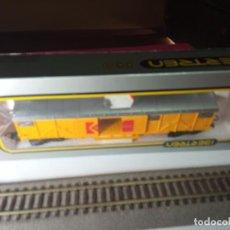 Trenes Escala: VAGÓN CERRADO DE LA SNCF ESCALA HO DE IBERTREN. Lote 288081518