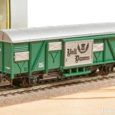 Trenes Escala: IBERTREN REF.2376 VAGÓN CERRADO CORTO H0. Lote 288343638