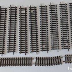 Trenes Escala: LOT VIAS IBERTREN, H0, VER FOTO, ENVIO 4,00 EUROS, LOT 60. Lote 289407633