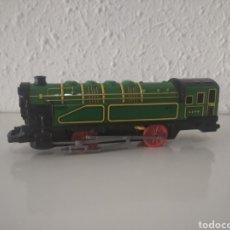 Trenes Escala: LOCOMOTORA TRENEX SPAIN 6200 DE IBERTREN FUNCIONA A PILAS. Lote 289684293
