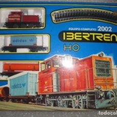 Trenes Escala: EQUIPO COMPLETO IBERTREN H0. 2002. Lote 290109348