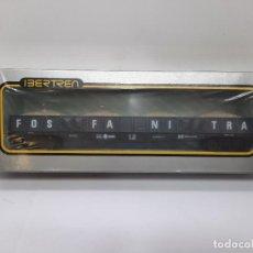 Trenes Escala: IBERTREN H0 VAGON MERCANCIAS FOSFANITRA 4 EJES EN CAJA NUEVO A ESTRENAR!!. Lote 290109793