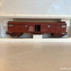 Trenes Escala: VAGON IBERTREN 2470 ESCALA H0. Lote 292072563