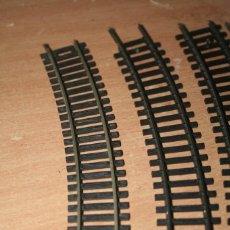 Trenes Escala: LOTE DE VIAS PAYA IBERTREN TREN. Lote 294845643
