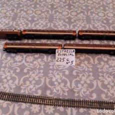 Trenes Escala: CONVOY DE TREN .MARCA IBERTREN.E.HO .MD.ESTRELLA. Lote 296611488